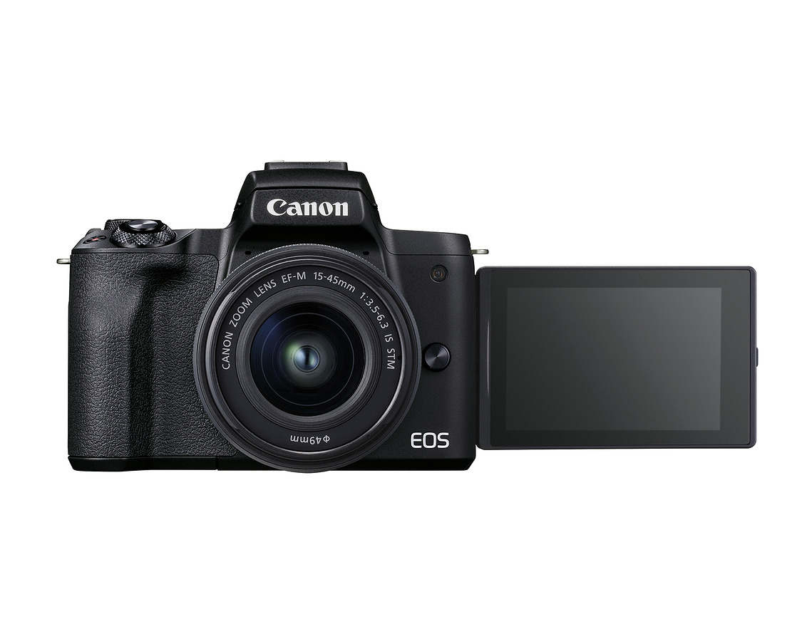 Canon EOS M50 Mark II 2