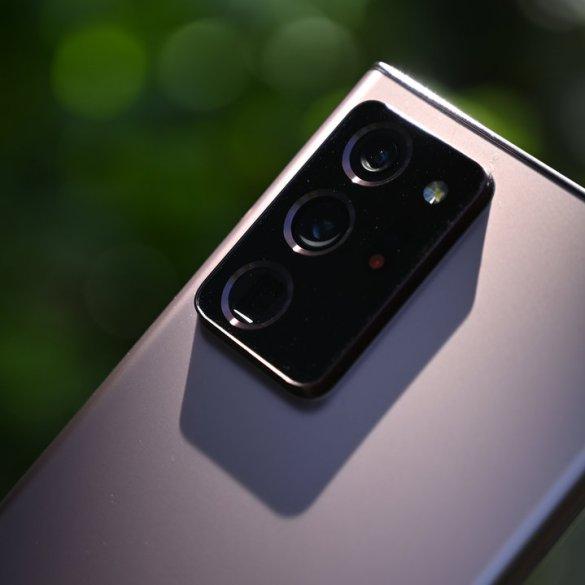 kamera Samsung Galaxy Note 20 Ultra