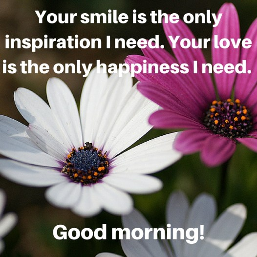 121 Good Morning Love Quotes for Her. Give her words of love each ...