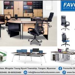 Office Chair Yangon Covers For Small Recliners Favourite Furniture Marts