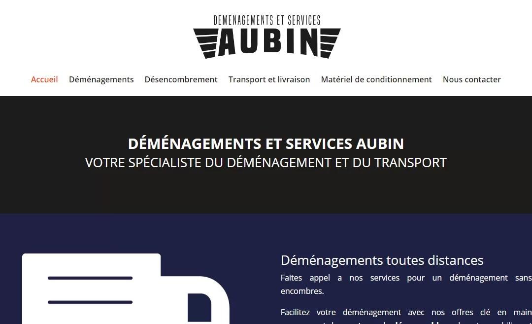 Déménagements et Services Aubin