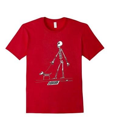 Skeleton Dog Walker