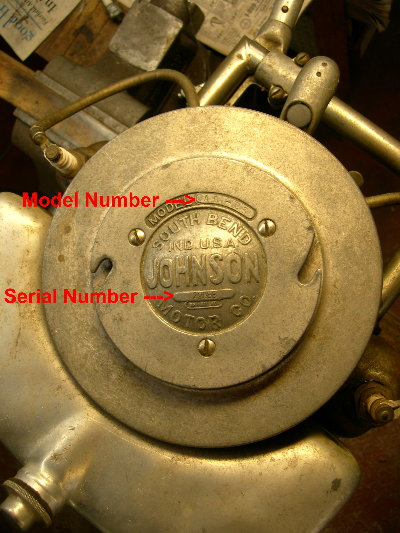 Johnson outboard motor serial number locations caferacer for Mercury boat motor serial number lookup