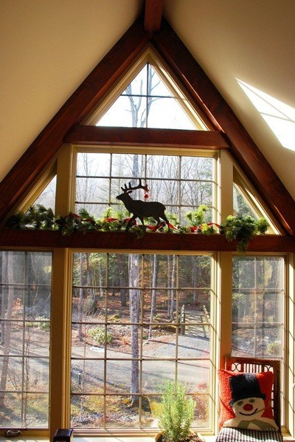 Holiday Dreams In Barn Homes