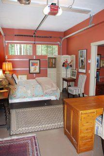 Garage Conversion into Bedroom Ideas