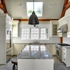 Kitchen Island Kits Play For Kids The Industrial Look In Yankee Barn Post And Beam Homes