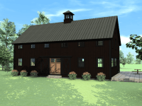 Newest Barn House Design and Floor Plans from Yankee Barn ...