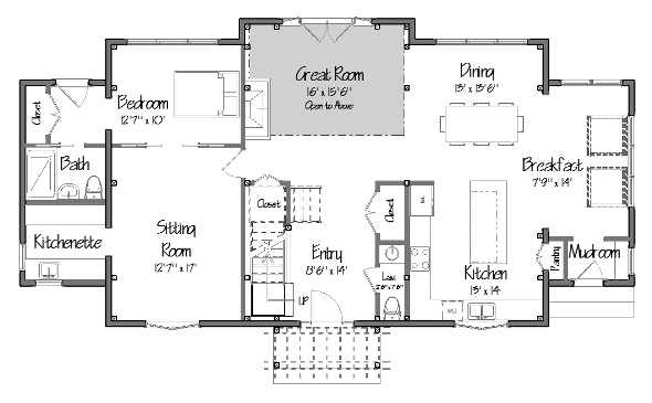 Cape Cod House Plans First Floor Master