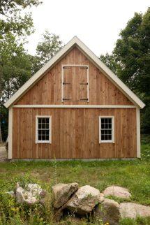 Timber Frame Barn Home - Custom Floor Plan Design