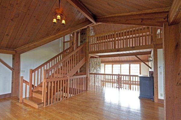 Somerset Barn Home - Yankee Homes