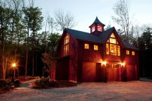 Barn Style Carriage House