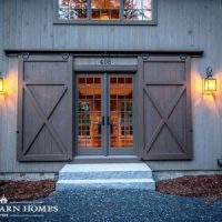 Barn Doors Interior and Exterior Examples