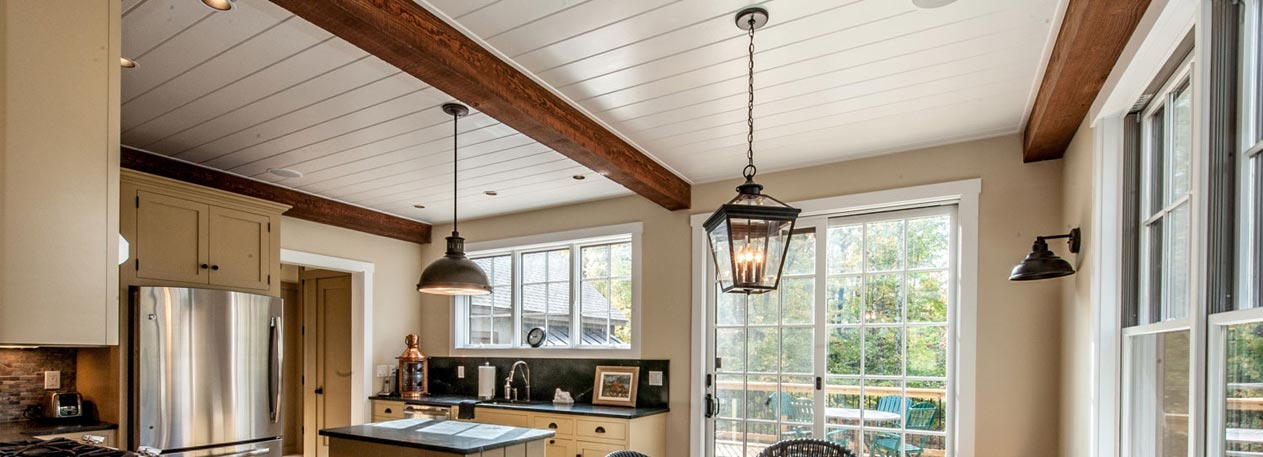 Post and Beam Homes by Yankee Barn Homes