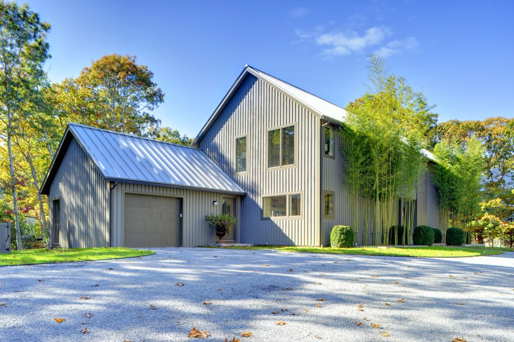 Oyster Shores Yankee Barn Homes