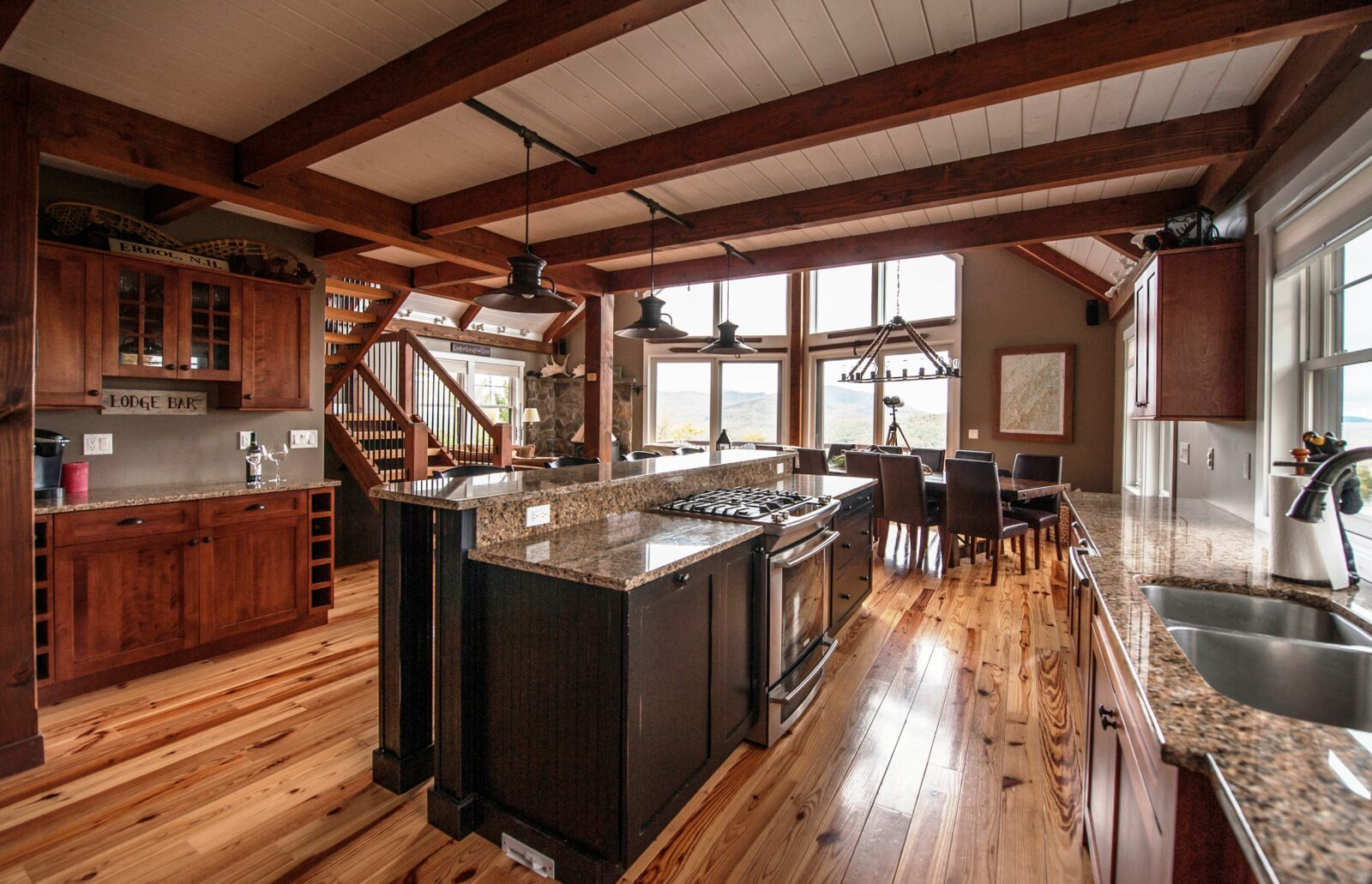 Timber Frame Territory Pottery Barn and the YBH Lifestyle
