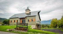 Cabot Barn House Stunning