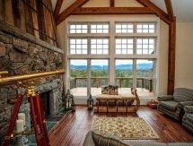 Barn Home Windows