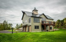 Home Barn Style House Plans