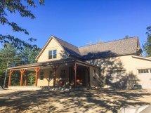 Yankee Barn Homes House Plans