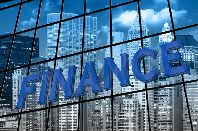 illustration of finance