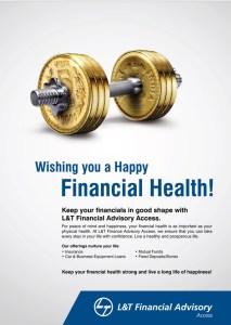 financial health ad
