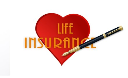 a heart life insurance illustration