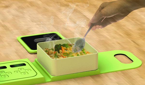 Das Mittagspausen Gadget, falls man die Mobile Mittagspause verpasst hat …