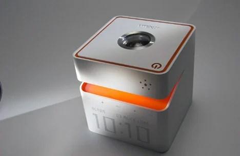 Night Light Alarm Clock By Ming Hsu
