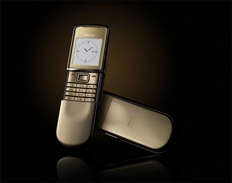 Nokia 8800 Sirocco Phone  Yanko Design