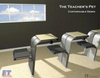 A Better School Desk | Yanko Design
