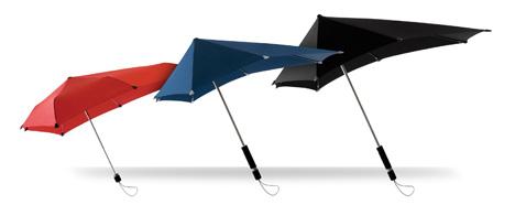how the umbrella opens up