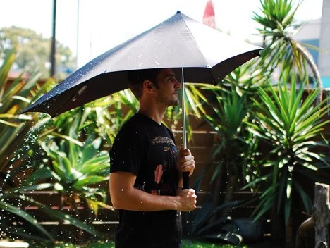 Senz Umbrella (yankodesign.com)