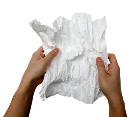 Crumpled Rumpled Paper Sofa  Yanko Design