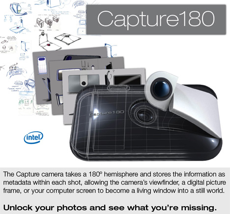 Intel Capture180 Camera by Lucas Ainsworth