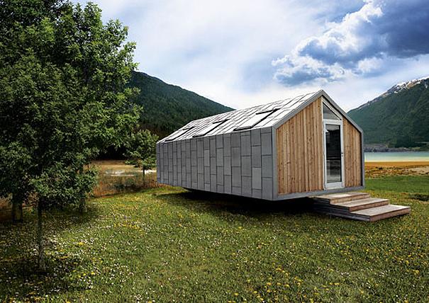 Designer Mobile Homes