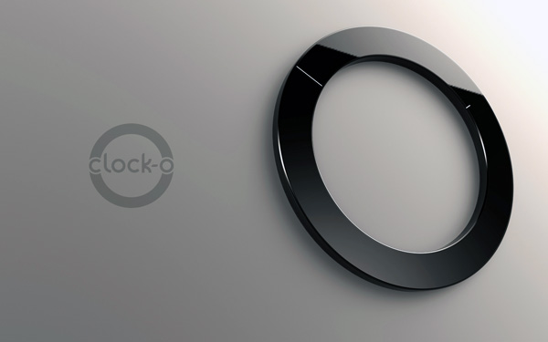 Analogital Clock Yanko Design