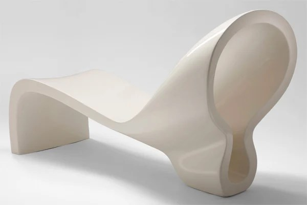 long lounge chair inmod ball from log to chaise yanko design