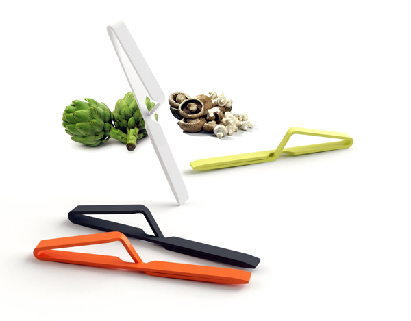 kitchen tweezers green backsplash yanko design share