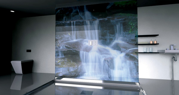 Landscaped Showers  Yanko Design