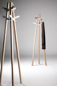 Piece of Cake Coat Rack
