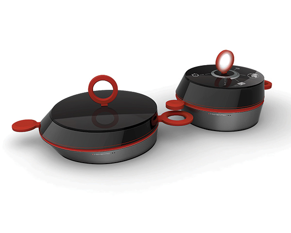 modern cookware designed by Fatemeh Bateni