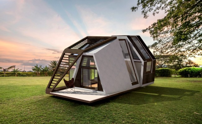 A Different Kind Of Home Delivery Yanko Design