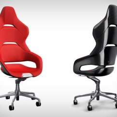 Ferrari Office Chair Fisher Price Laugh Learn S Racy Chairs Yanko Design