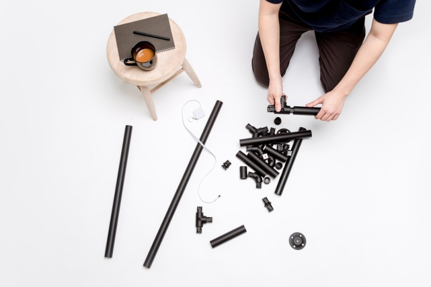 aalo_diy_furniture_system_05 DIY Decor That Can Shift Homes and Cities With You Design Random