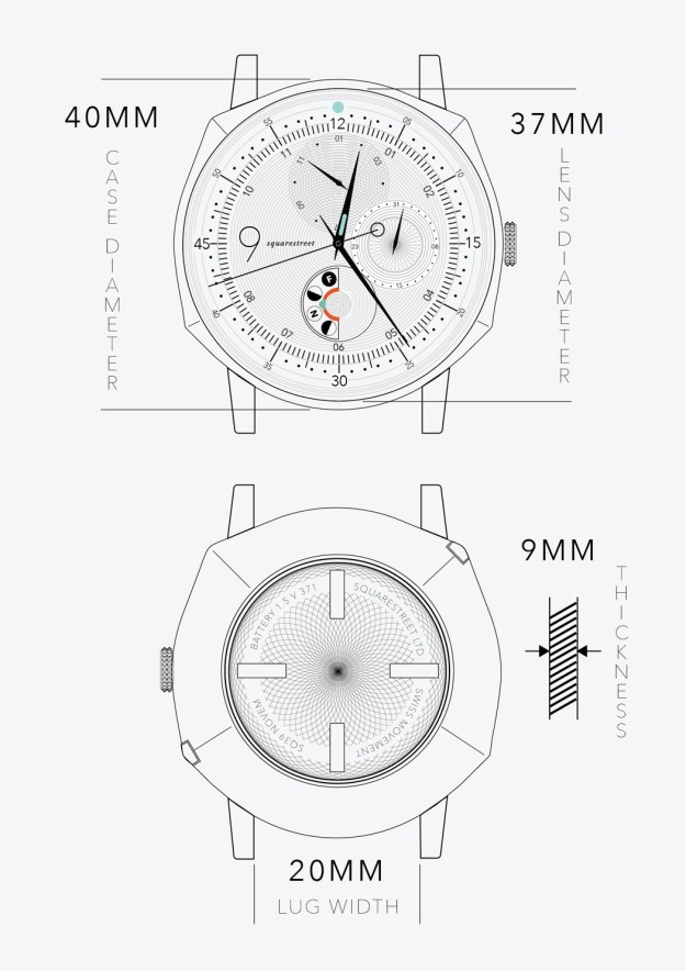 novem_moon_phase_chronograph_watch_14 The Novem Watch Shows Us You Can be Traditional yet Refreshingly Unique Design Random