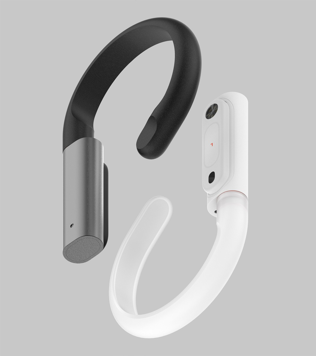 hight resolution of  bone conduction headphones with built in lte connectivity the concept builds upon the observation that more and more key features of smartphones