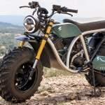 The Raw Hulking Design Of This Off Road Electric Bike Puts The Sleek Modern Bikes To Shame Yanko Design
