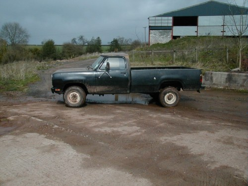 small resolution of 1976 d100 dodge truck wiring diagram 36 wiring diagram 1984 dodge d100 1980 dodge d100