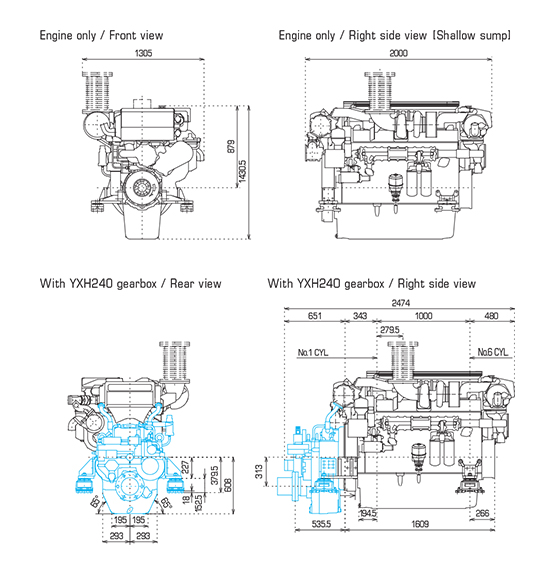 AYE SERIES|Propulsion Engines (High Speed)|Product Concept