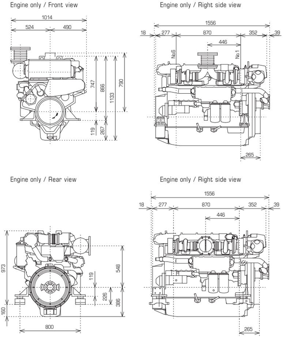 HY SERIES|Propulsion Engines (High Speed)|Product Concept
